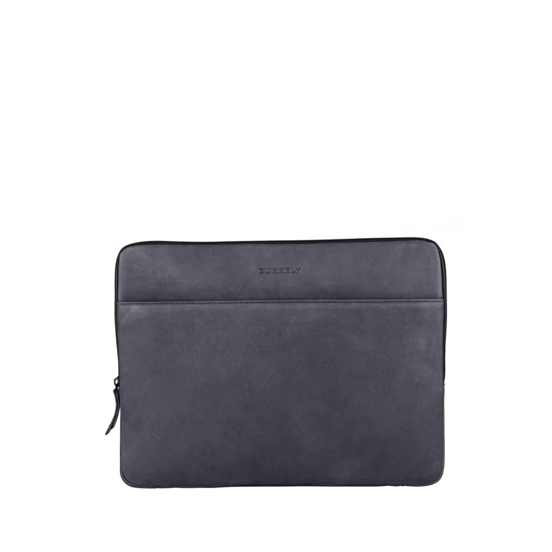 "Burkely Rain Riley Laptopsleeve 15,6"" Storm Blue-0"