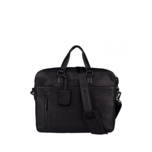 "Burkely Rain Riley Laptopbag 15,6"" Black-0"