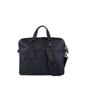 "Burkely Rain Riley Laptopbag 15,6"" Storm Blue-0"