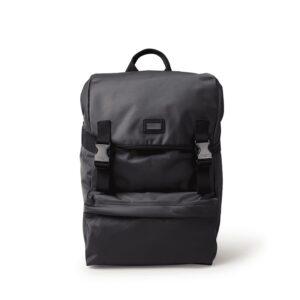 Ted Baker Buckled Backpack Grey-0