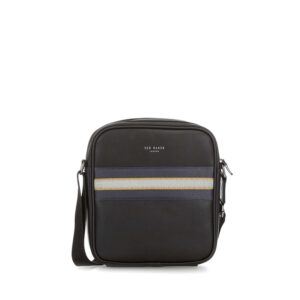 Ted Baker Neeve Flight Bag Black-0