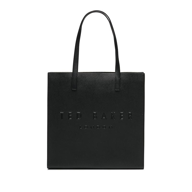 Ted Baker Soocon Large Icon Bag Black-0