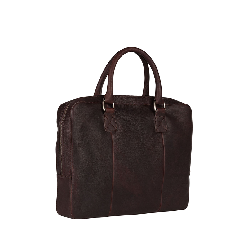"""Burkely Antique Avery Laptopbag 13,3"""" Brown-171436"""