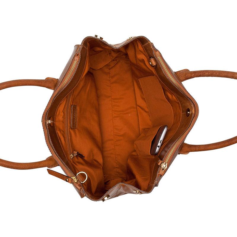 Burkely Vintage Wieske Handtas Dark Brown-172397