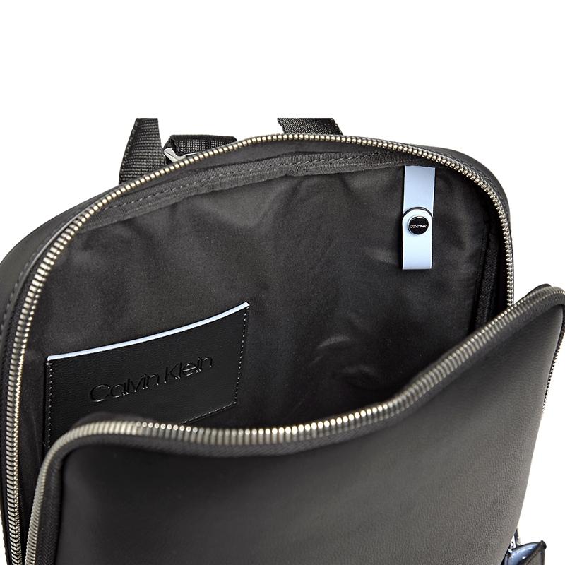 Calvin Klein CK Slivered Sleeve Backpack Black-174448