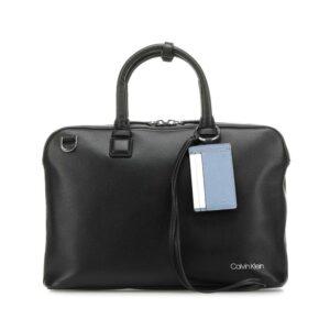 Calvin Klein Dressed Laptopbag Black