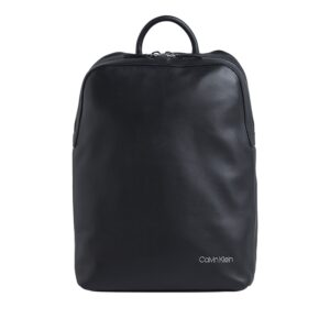 Calvin Klein Dressed Round Backpack Black
