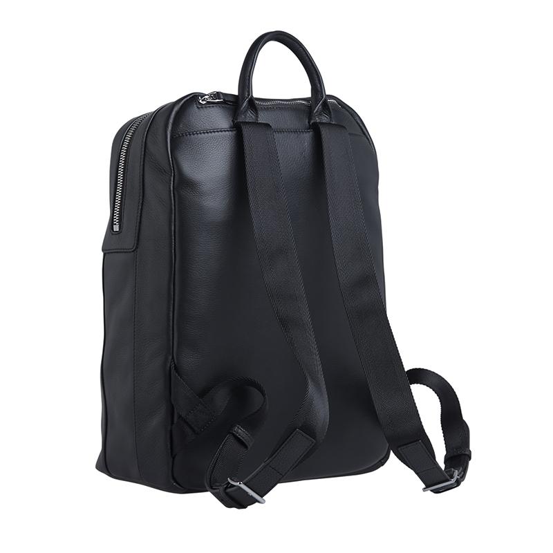 Calvin Klein Dressed Round Backpack Black-174421