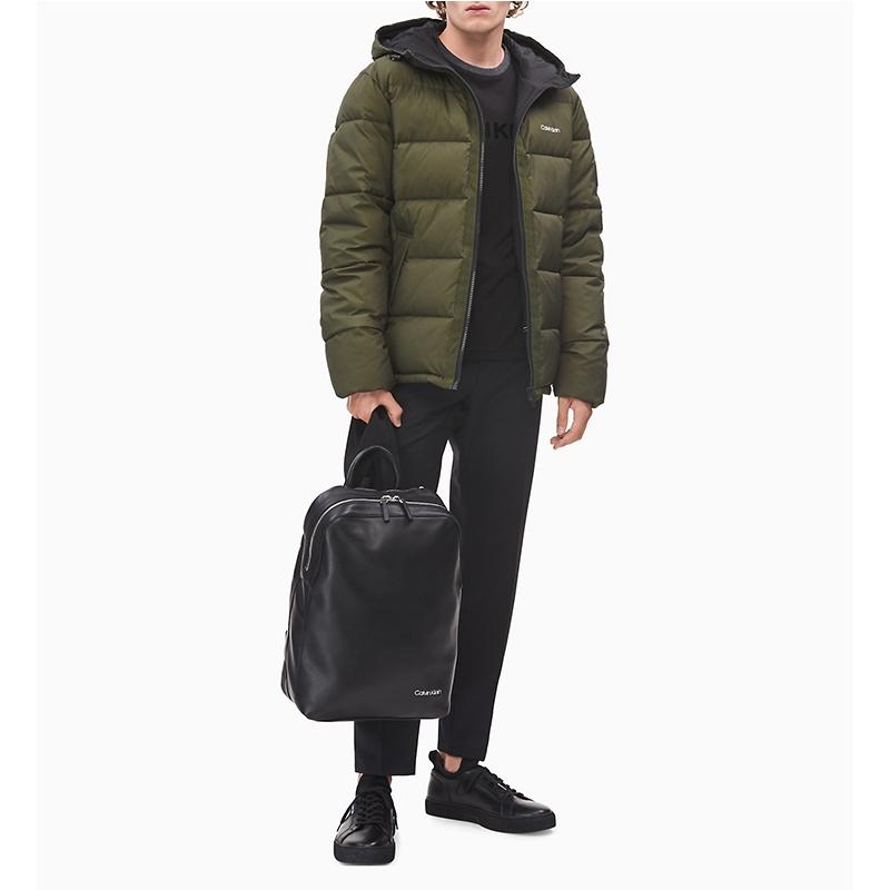 Calvin Klein Dressed Round Backpack Black-174423