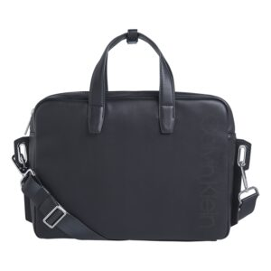 Calvin Klein Punched Laptopbag Black-0