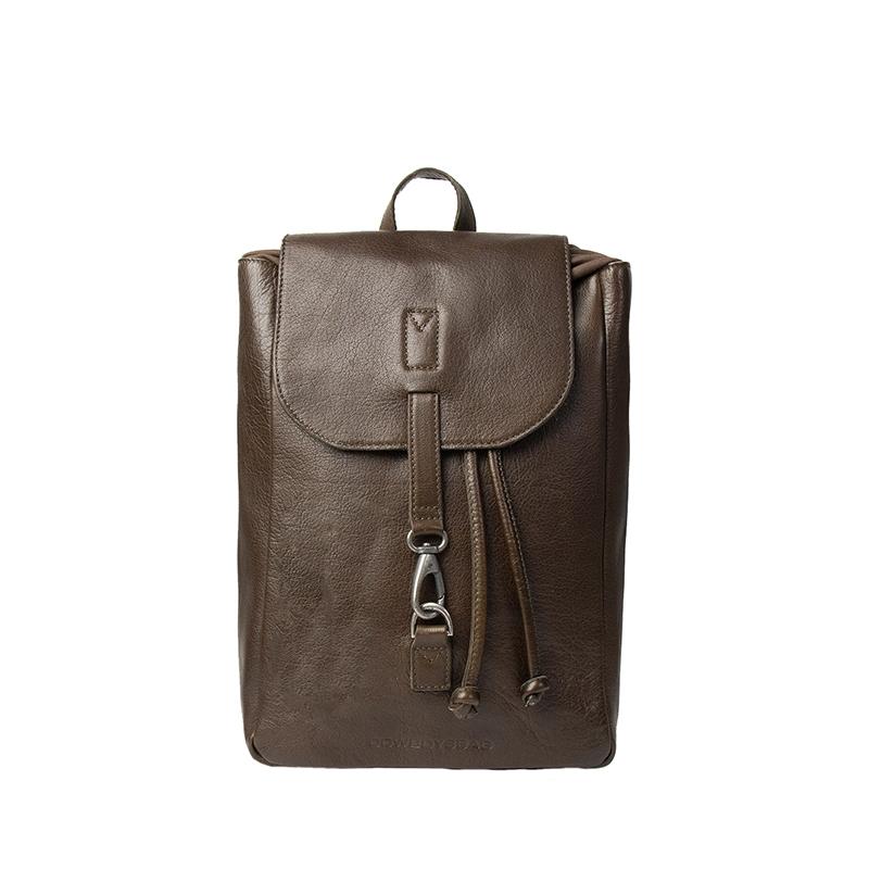 Cowboysbag Backpack Little Tamarac Dark Green-0