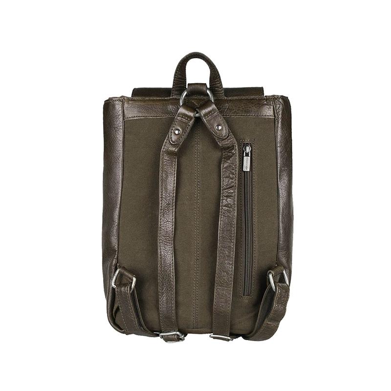 Cowboysbag Backpack Little Tamarac Dark Green-173932