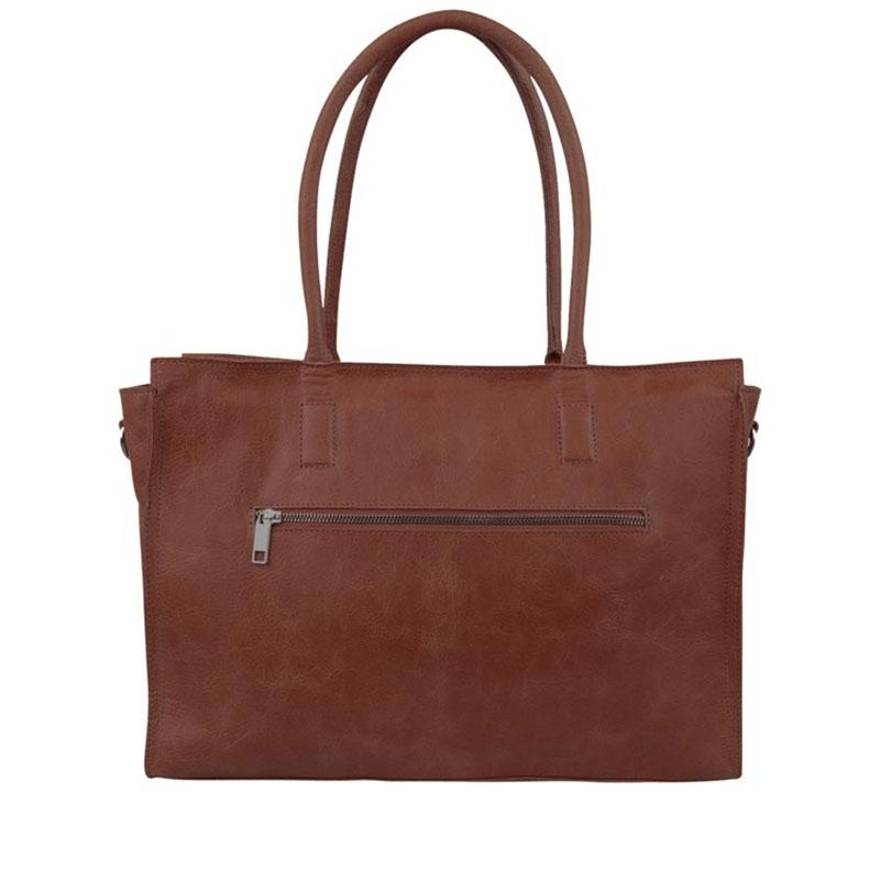 Cowboysbag Laptopbag Edgemore 15 Inch Cognac-174032
