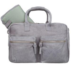 Cowboysbag The Diaperbag Grey-0