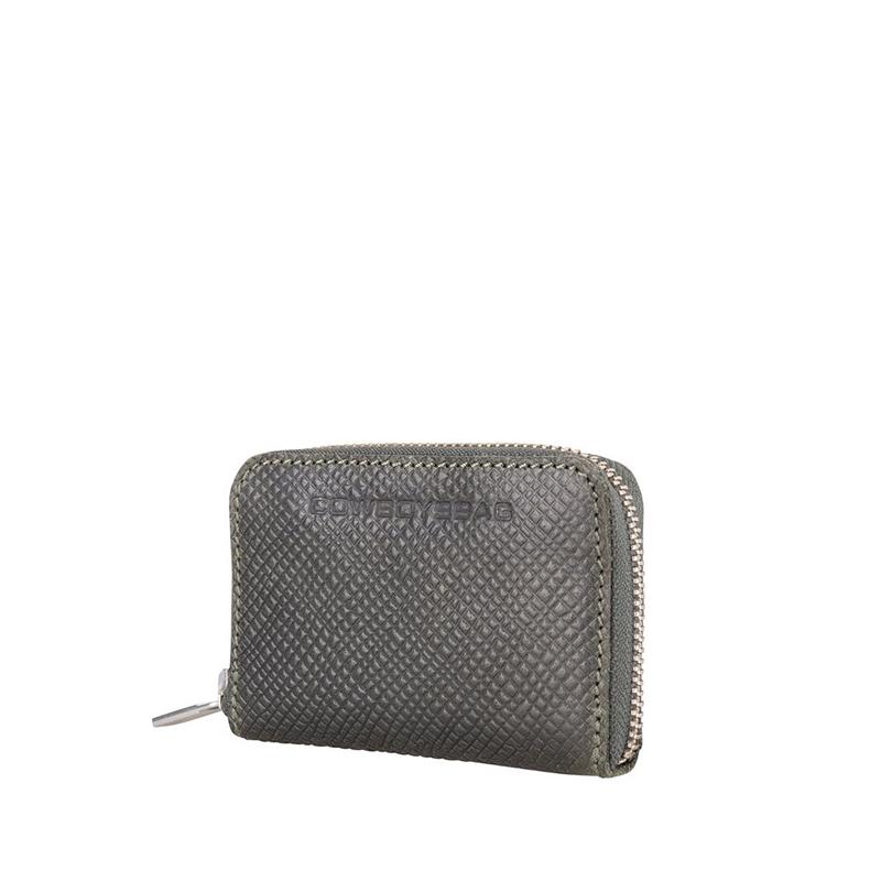 Cowboysbag Wallet Caney Dark Green-171677