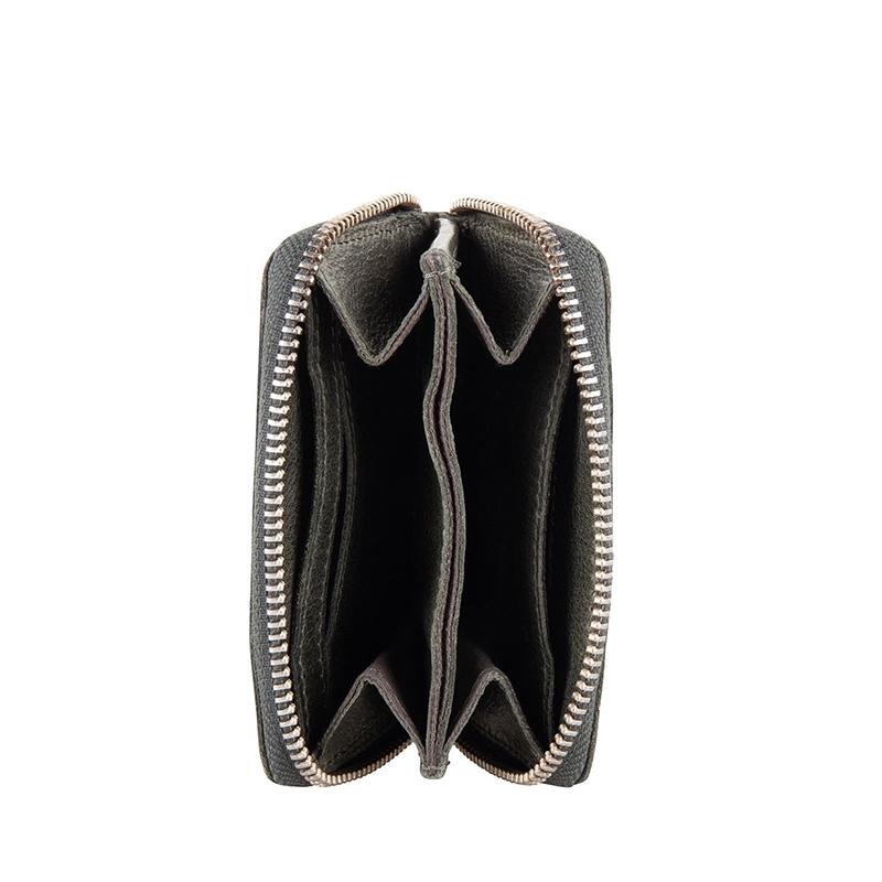 Cowboysbag Wallet Caney Dark Green-171679
