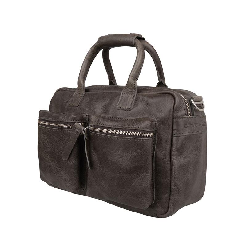 Cowboysbag The Little Bag Storm Grey-173477