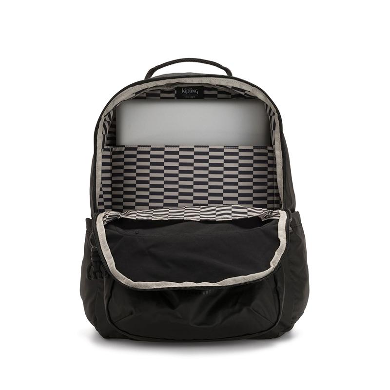 Kipling Seoul Medium Raw Black-173095