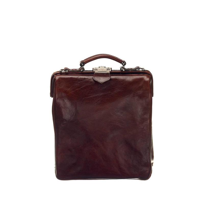 Mutsaers On The Bag Donkerbruin-0