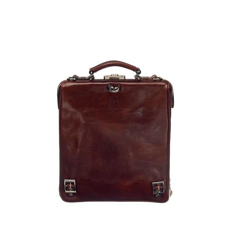 Mutsaers On The Bag Donkerbruin-172013