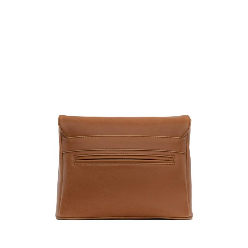 Matt & Nat Reiti Vintage Crossbody Bag Chili Matte Nickel-172447