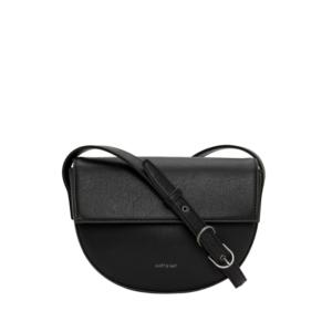 Matt & Nat Rith Vintage Crossbody Bag Black-0