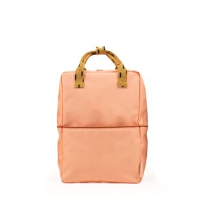 Sticky Lemon Large Backpack Sprinkles Lemonade Pink/Panache Gold-0