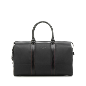Ted Baker Topped Weekendbag Black-0