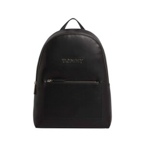 Tommy Hilfiger Iconic Tommy Backpack Solid Black-0