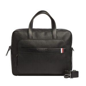 Tommy Hilfiger TH Downtown Computer Bag Black-0