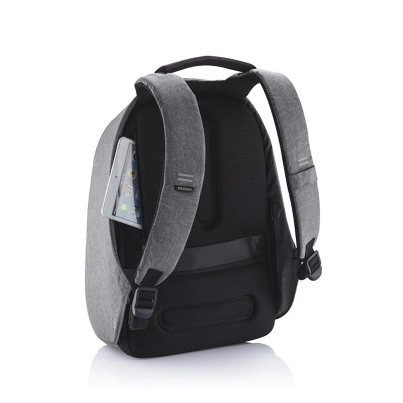 XD Design Bobby Hero Regular Anti-theft Backpack Grey-172844