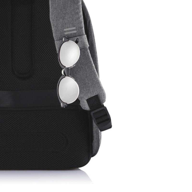 XD Design Bobby Hero Regular Anti-theft Backpack Grey-172845