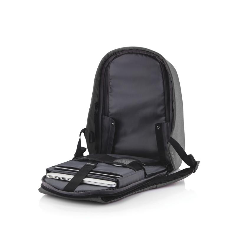 XD Design Bobby Hero Regular Anti-theft Backpack Grey-172847