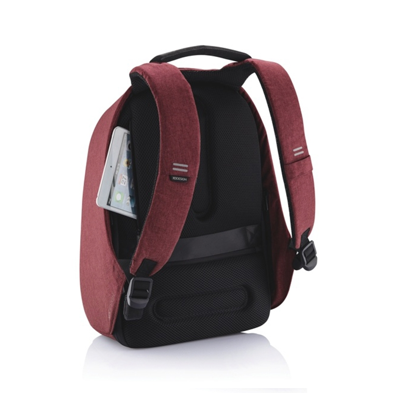 XD Design Bobby Hero Regular Anti-theft Backpack Red-172852