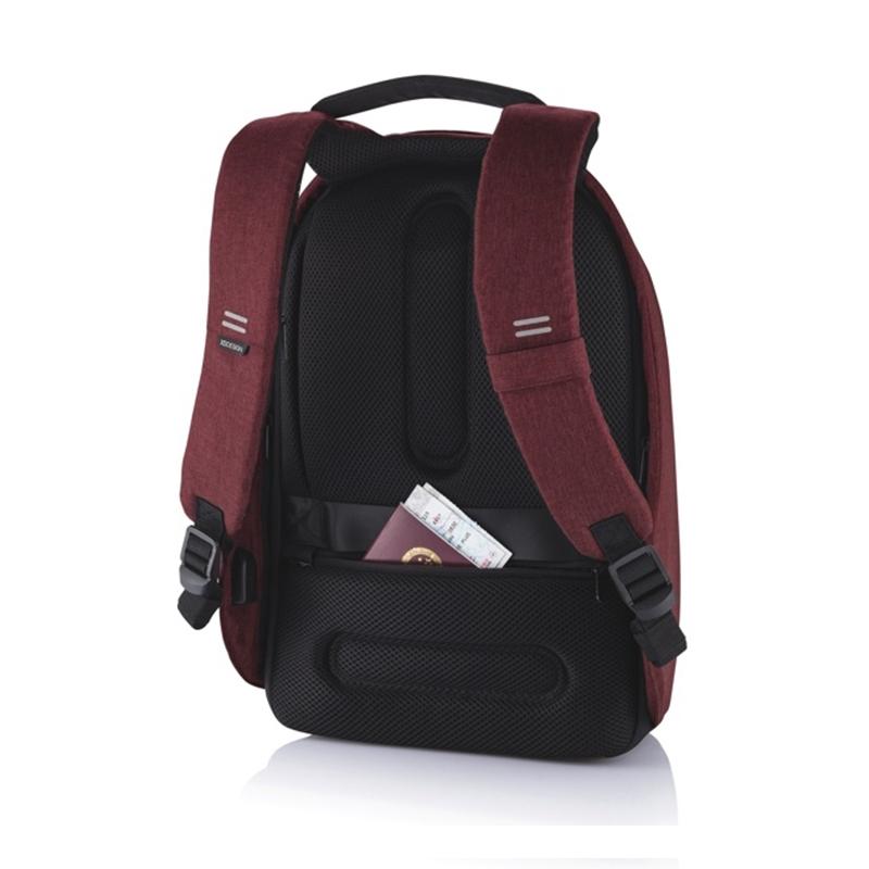 XD Design Bobby Hero Regular Anti-theft Backpack Red-172853