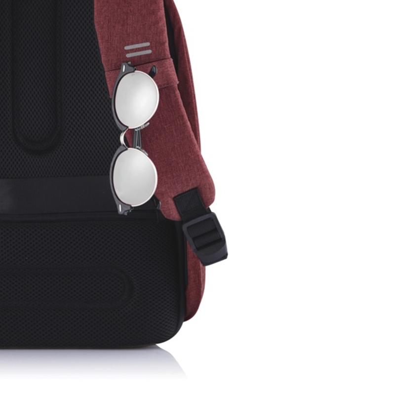 XD Design Bobby Hero Regular Anti-theft Backpack Red-172854