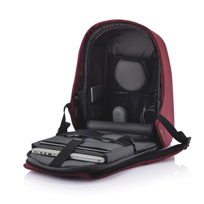 XD Design Bobby Hero Regular Anti-theft Backpack Red-172856