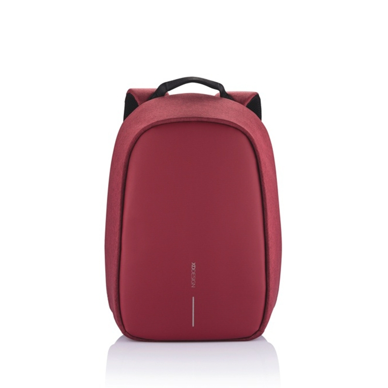 XD Design Bobby Hero Small Anti-theft Backpack Red-0