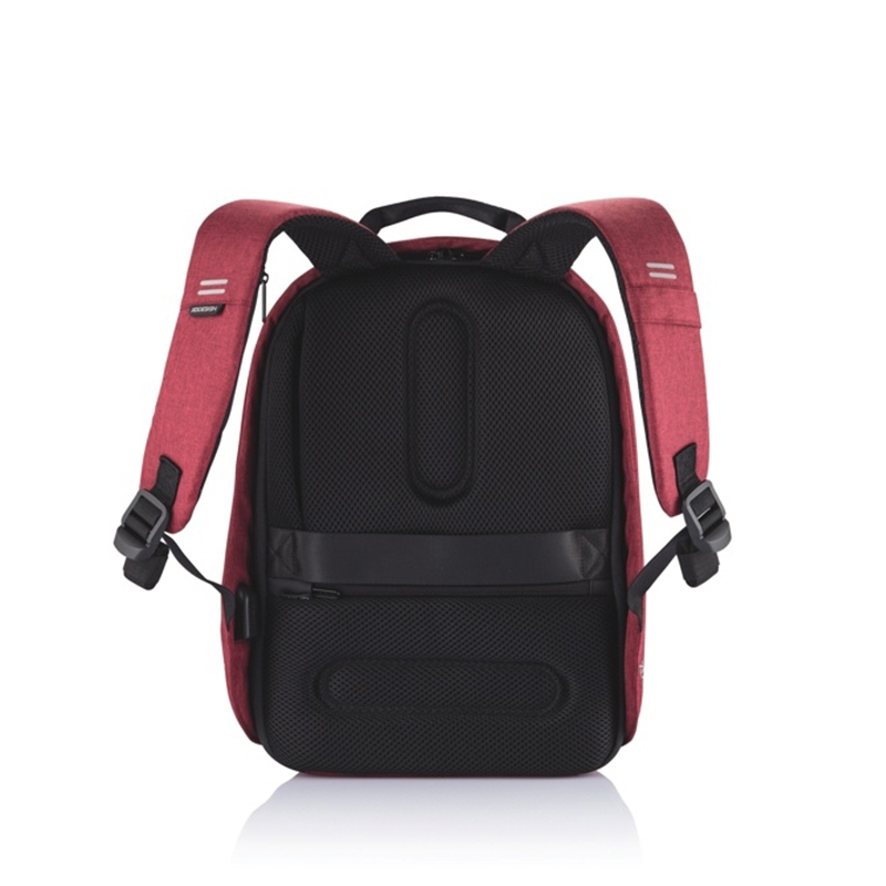 XD Design Bobby Hero Small Anti-theft Backpack Red-172893