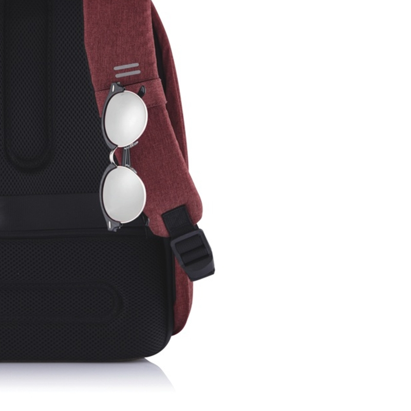 XD Design Bobby Hero Small Anti-theft Backpack Red-172895