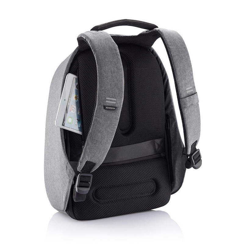 XD Design Bobby Hero XL Anti-theft Backpack Grey-172943