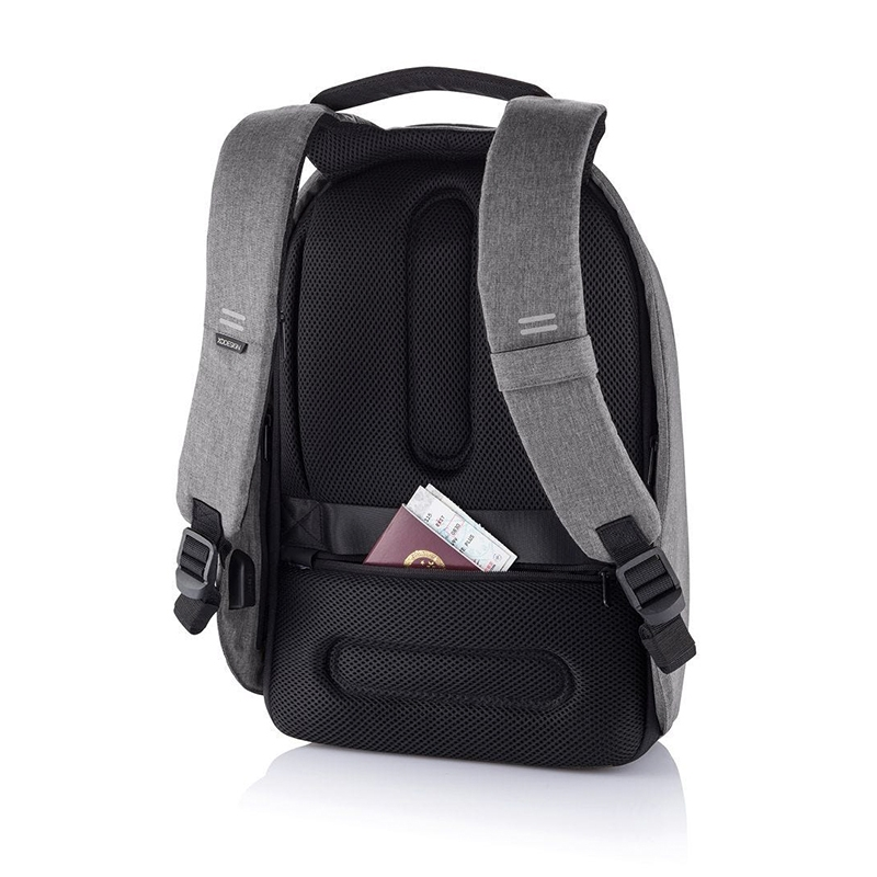 XD Design Bobby Hero XL Anti-theft Backpack Grey-172944