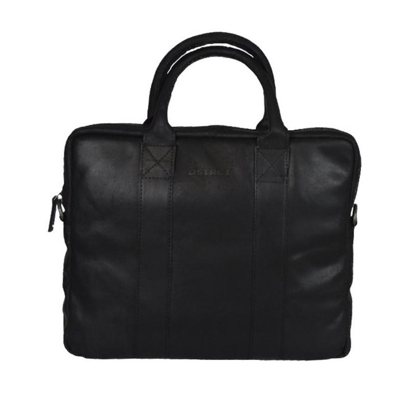 DSTRCT Limited 13-inch Laptopbag Black-0