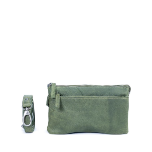 DSTRCT Raider Road Clutch Green-0