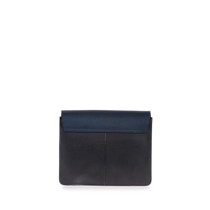 O My Bag Audrey Mini Eco Classic Black/Navy-174549