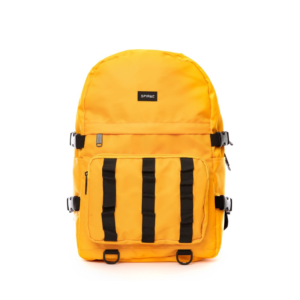 Spiral Military Backpack Mustard-0