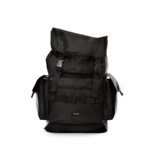 Spiral Trucker Backpack Black-0
