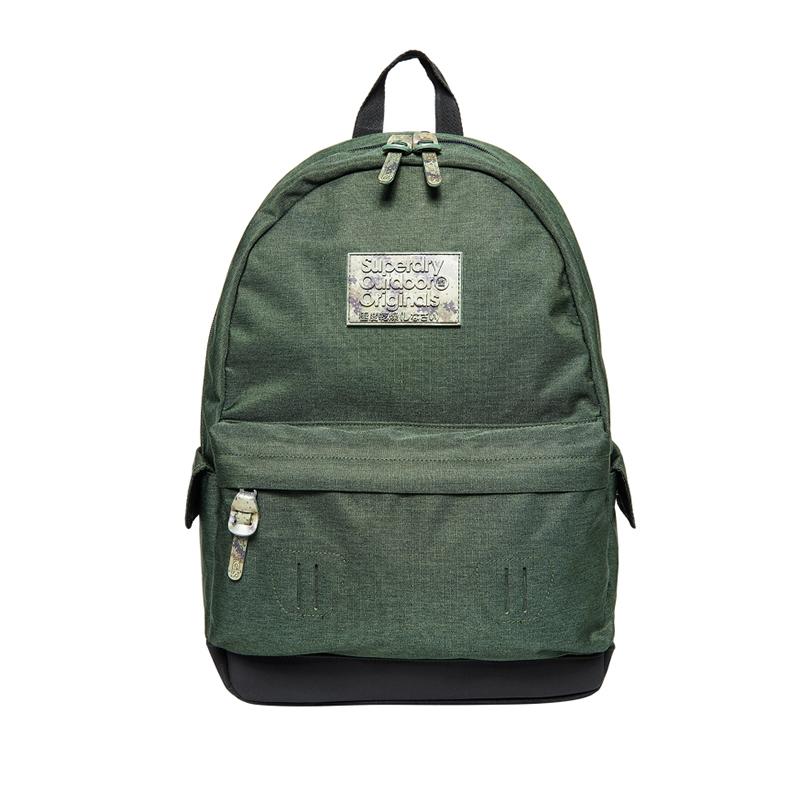 Superdry Patrol Montana Backpack Dark Green-0