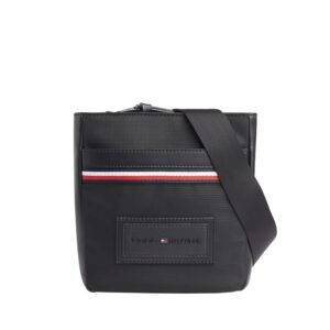 Tommy Hilfiger Modern Nylon Mini Crossover Black
