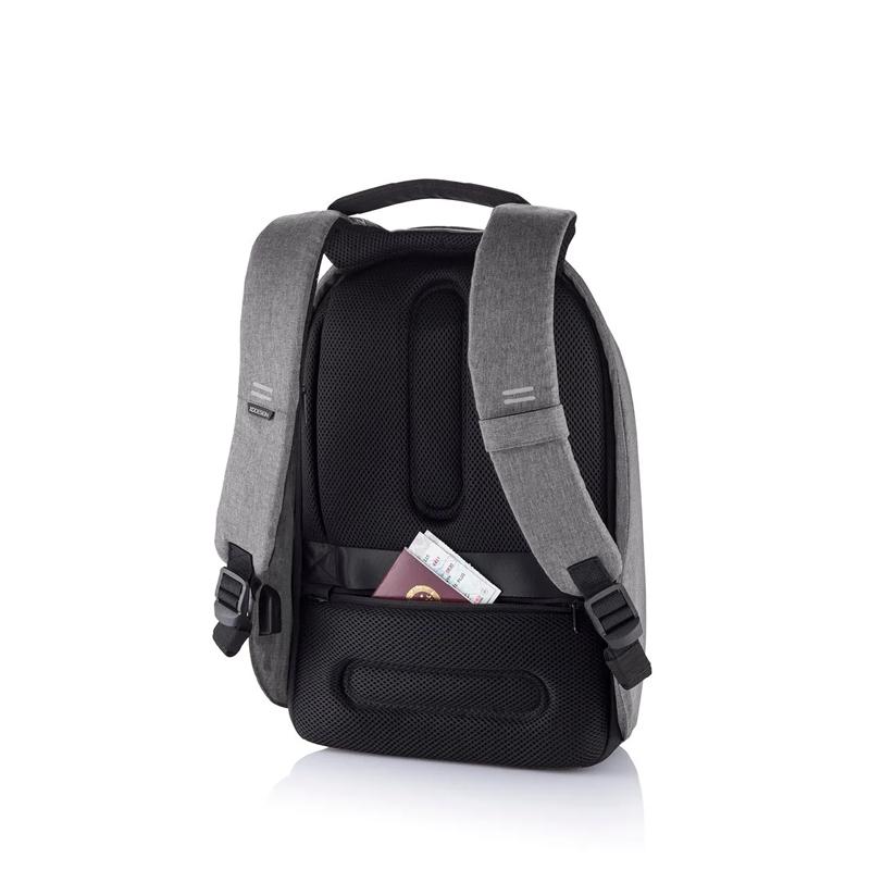XD Design Bobby Hero Small Anti-theft Backpack Grey-175214